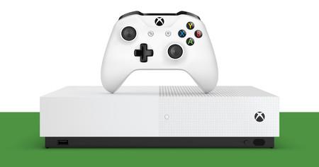 Xbox One S All-Digital: la consola sin lector de discos de Microsoft llegará el 7 de mayo, según Windows Central