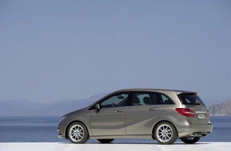 Nueva batería de información sobre el Mercedes-Benz Clase B (incluidos precios)