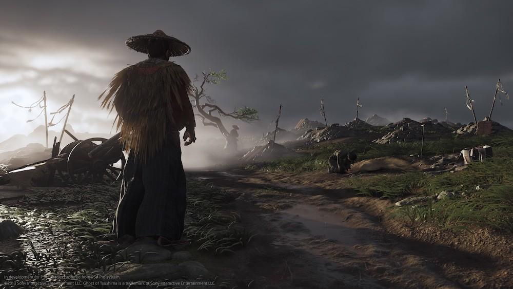 'Ghost of Tsushima' desvela sus secretos: su director creativo nos cuenta cómo se combate y explora y cuáles son sus referentes
