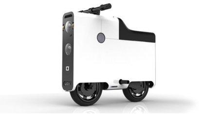 Boxx: no es smartphone con ruedas sino un scooter eléctrico