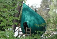 Holanda: un camping para andarse por las ramas