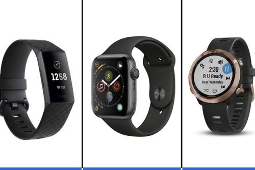 Pulsera cuantificadora, reloj inteligente (smartwatch) o reloj deportivo: cuál elegir dependiendo de tus objetivos