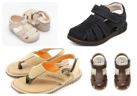 zapatos verano niños 2014