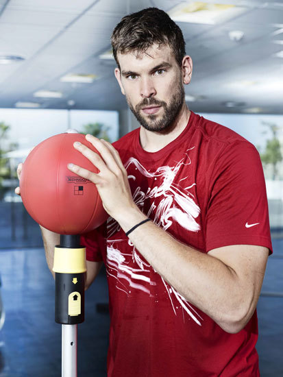 Accesorio para movimientos de baloncesto Technogym