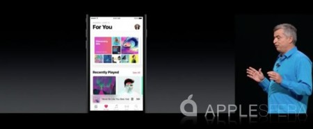 Apple Music Ios10