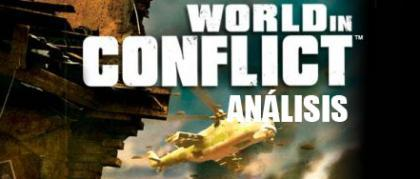 Análisis: World in Conflict