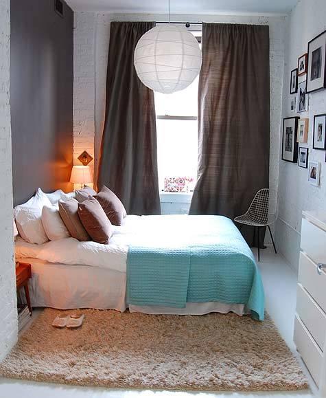 Foto de Dormitorio pequeño (1/3)