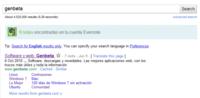 Añade a las búsquedas de Google los resultados de Evernote