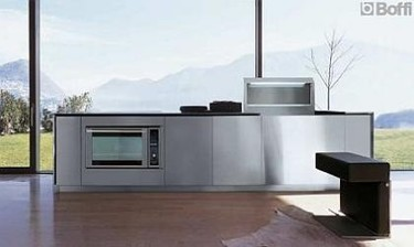 La cocina que desaparece