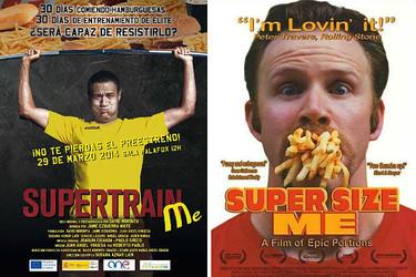 Comida rápida y deporte: llega Super Train Me, la respuesta española a Super Size Me