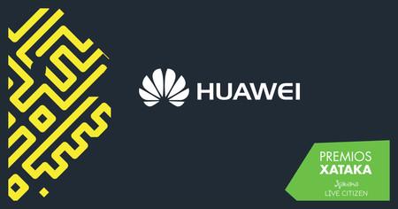 Huawei trae el nuevo Mate 10 a la exposición de Premios Xataka