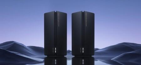 Nuevo Xiaomi Mesh System AX3000, una pareja de routers de malla con WiFi 6 y 370 metros cuadrados de cobertura