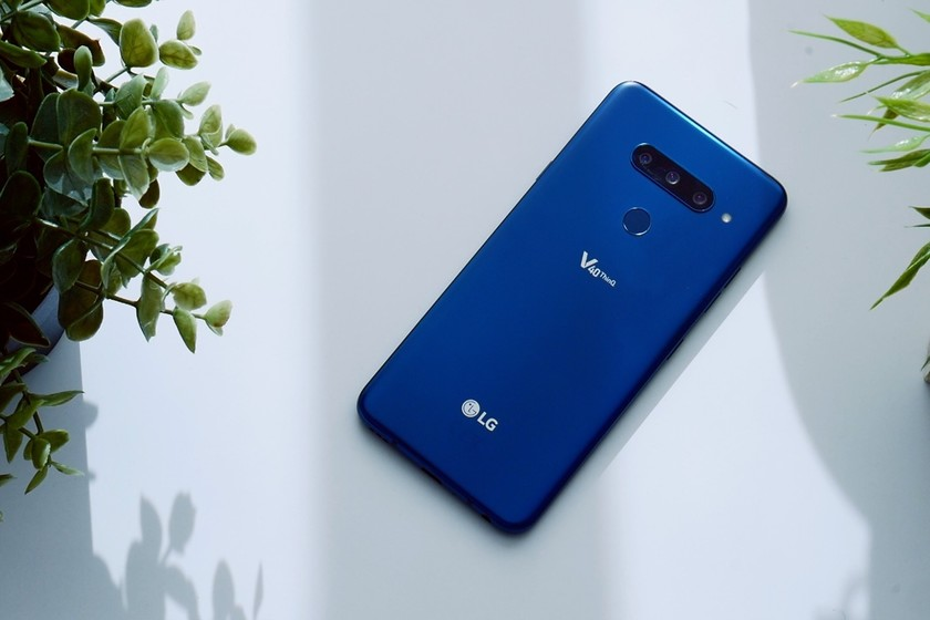 LG V40 ThinQ, analysis  Overview with features, price and