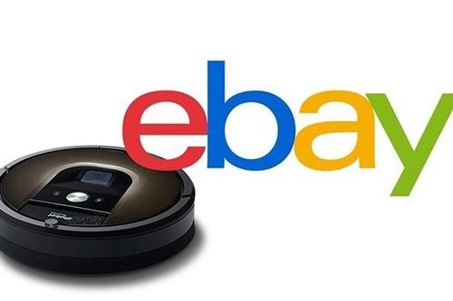 5 modelos de robots de limpieza Roomba en oferta en la Super Week de eBay