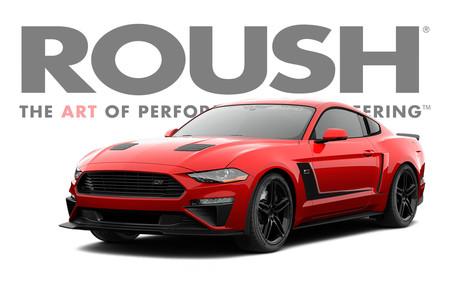 Saluda a JackHammer, el radical Ford Mustang de Roush Performance con 720 CV