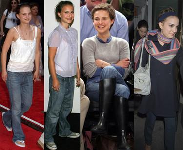 El estilo de Natalie Portman