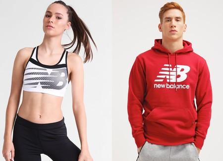 9 ofertas de Amazon en prendas deportivas New Balance para comprar pantalones, sudaderas o camisetas por menos de 30 euros