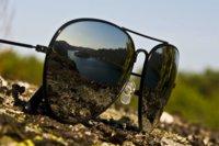 Las gafas de sol hasta en otoño e invierno