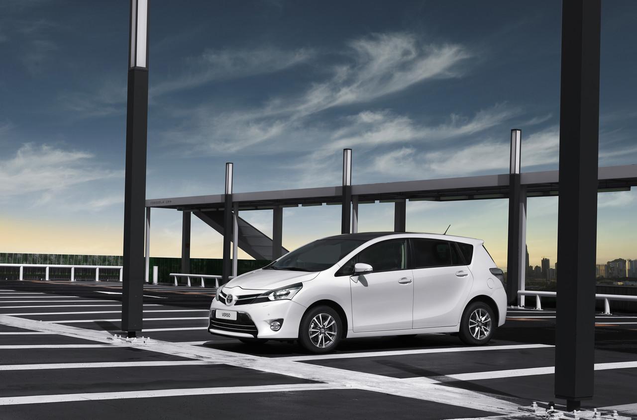Foto de Toyota Verso 2012 (6/10)