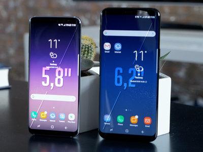 He probado los nuevos Galaxy S8 y S8+ y ya tengo claro cuáles son los candidatos a mejor teléfono del año
