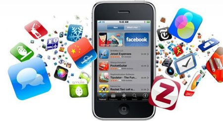 Las aplicaciones móviles superan por primera vez a las páginas web en tiempo de acceso a internet