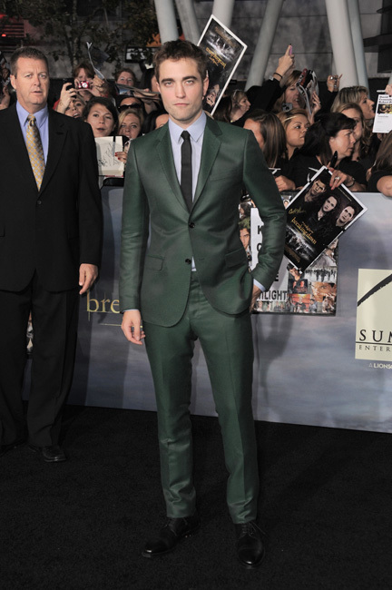 robert pattinson amanecer parte 2