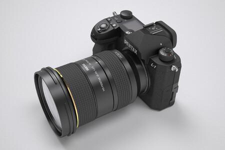 Pentax Mirrorless Camera Mockup 4