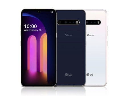 Lg V60 Thinq Oficial Colores