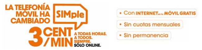 Euskaltel le da una vuelta a su tarifa SIMple bajando su precio a tres céntimos por minuto
