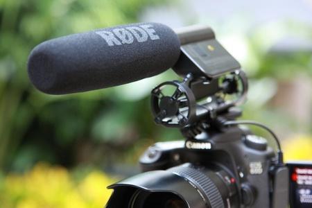 El audio en el vídeo con cámaras DSLR