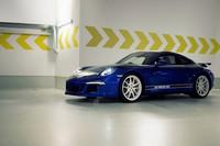 Un Porsche 911 especial para sus 5 millones de fans en Facebook