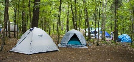 Diferencias entre acampar en Estados Unidos y Canadá, y en Europa