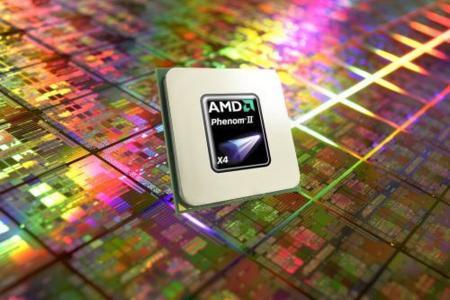 AMD Phenom II die