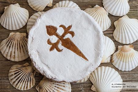 Tarta tradicional de Santiago. Receta gallega