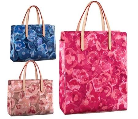 IKAT: El estampado floral de Louis Vuitton