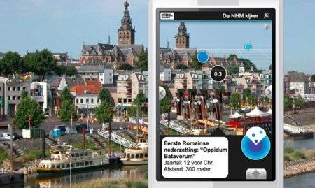 El proyecto IRIS de Telefónica I+D dara soporte de búsqueda visual a Layar