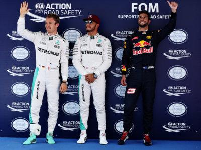 Lewis Hamilton luchará por la victoria del GP de España desde la pole position