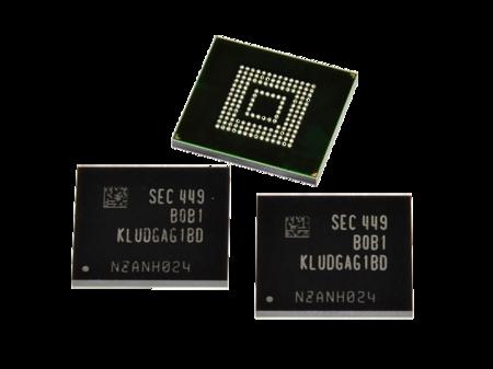 Samsung quiere abaratar sus memorias para que el mercado móvil avance hacia los 128GB de memoria base