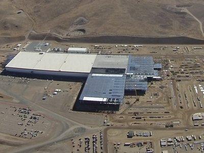 Tesla Motors anunciará el año que viene la construcción de una segunda gigafactoría en Europa