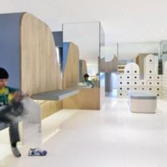 Foto 4 de 6 de la galería spring-by-joey-ho-design-un-espacio-decorado-para-ninos-que-huye-de-los-topicos en Decoesfera