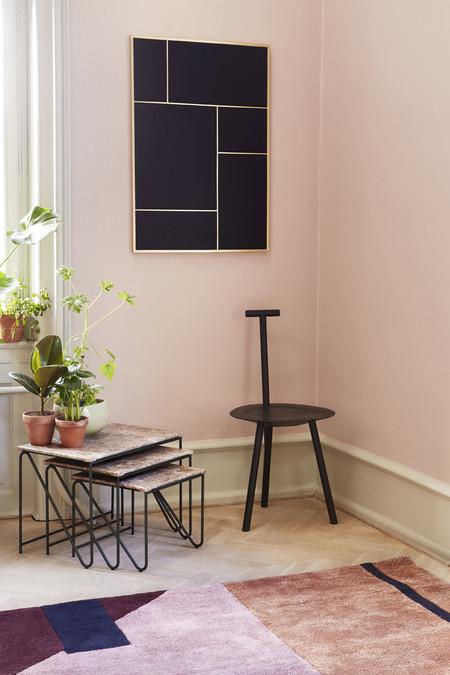 Arqui Rug Spade Chair