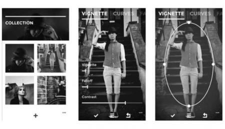 Black, la app de fotografía que nos permite simular la película en blanco y negro en Windows Phone