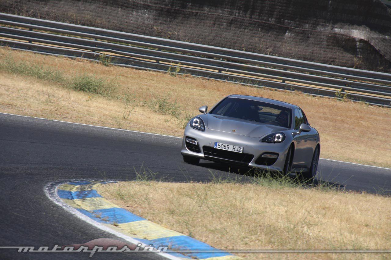 Foto de Porsche Panamera GTS (Prueba) (123/135)