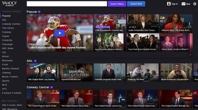 Yahoo también quiere ofrecer series originales según el WSJ