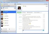 Skype 5.5 beta para Windows integra aún más servicios de Facebook
