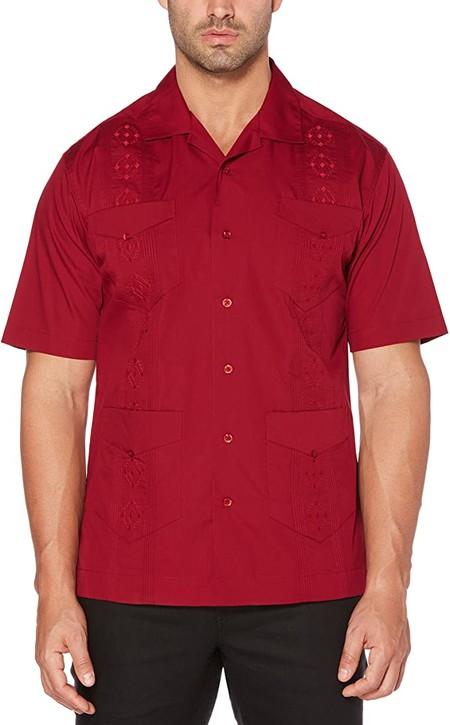 Camisa Guayabera 1