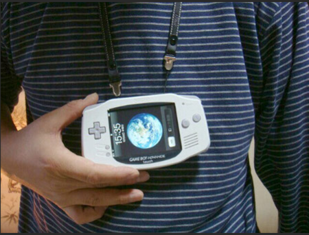 Un iPhone a lo GameBoy advance