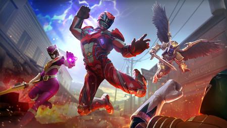 Power Rangers Legacy War será una especie de Mortal Kombat X para Android