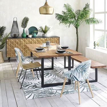 17 flechazos de las rebajas de Maisons du Monde para decorar nuestra casa en verano con un presupuesto ajustado