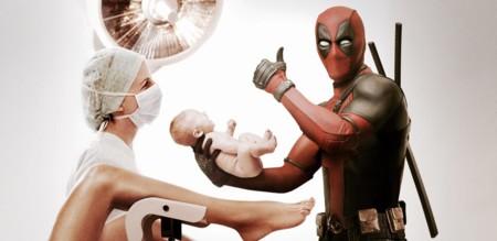 Deadpool celebra el día de la madre